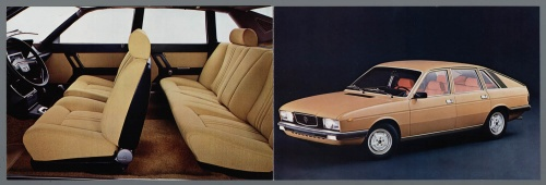 Dutch Automotive History (part 45) Lancia (158 фото)