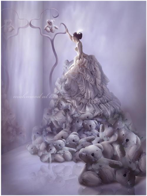 Завораживающие работы художника, иллюстратора и дизайнера из Бахрейна Махмуда Аль-Хайа (97 работ)