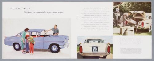 Dutch Automotive History (part 38) Vauxhall (132 фото)