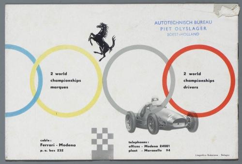Dutch Automotive History (part 36) Ferrari (31 фото)