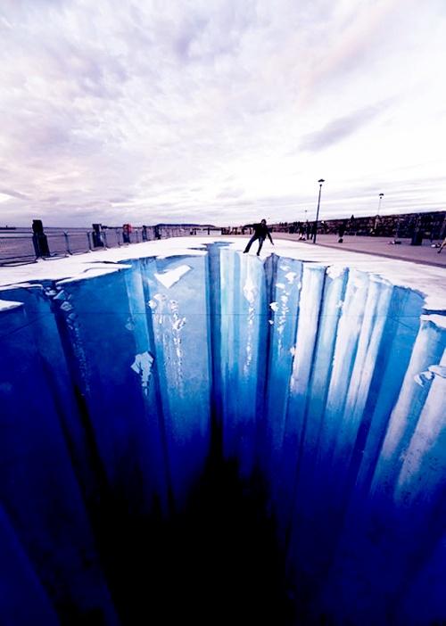 3D-Street Art Photos а Collection (16 работ)