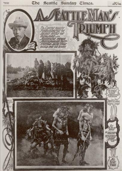 Индейцы Эдварда Шериффа Кертиса   XXe   Indians by Edward Sheriff Curtis (335 работ) (2 часть)