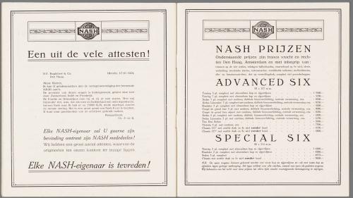 Dutch Automotive History (part 51) Nash (104 фото)