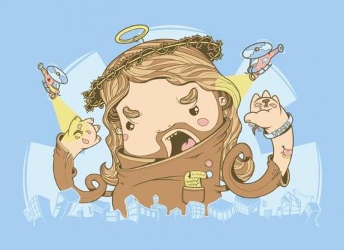 Иллюстратор Tokyo-go-go (18 работ)
