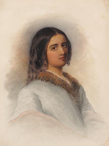 Ирландский художник Daniel Maclise (1806-1870) (117 работ)