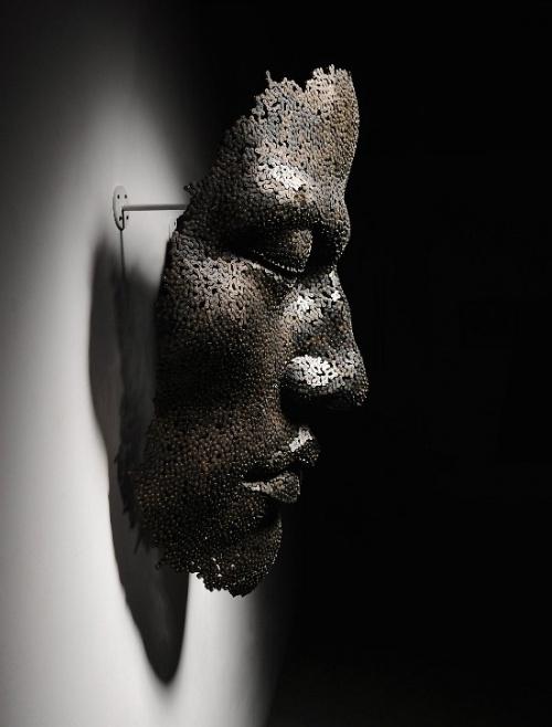 Скульптуры из цепей от Yeong-Deok Seo (37 фото)