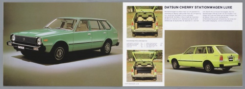 Dutch Automotive History (part 33) Datsun (83 фото)