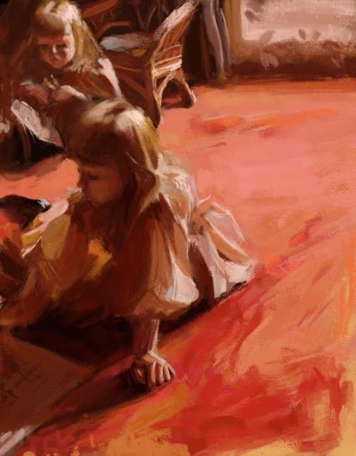 Художник Lane Brown (88 работ)