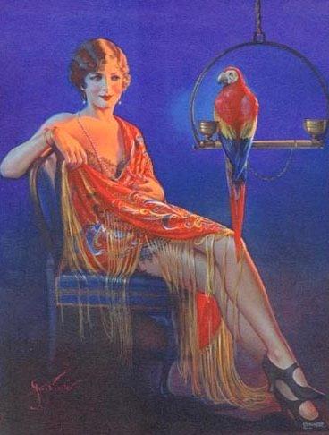Художник - иллюстратор Gene Pressler (70 работ)