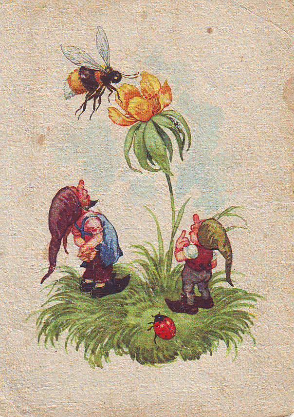 Советские детские открытки фото 96