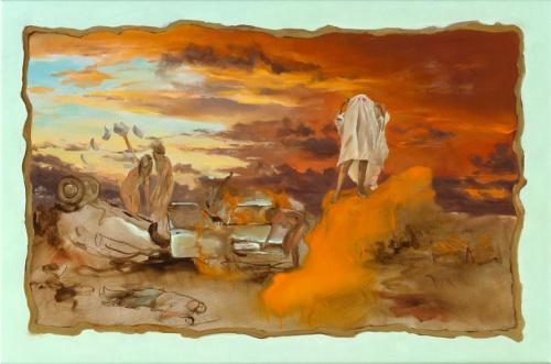 Asgar & Gabriel - Экстазы и кошмары Апокалипсиса (52 работ)