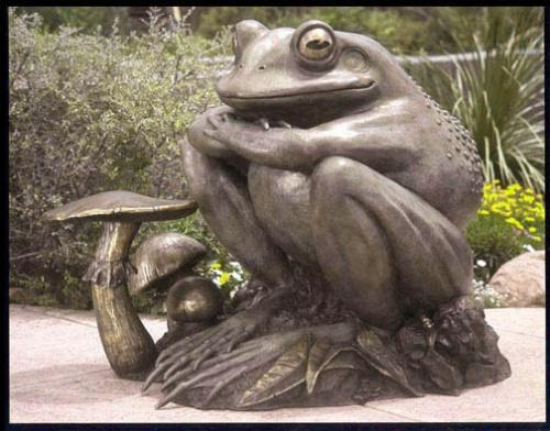 Скульптуры из бронзы от Ким Кори (44 работ)
