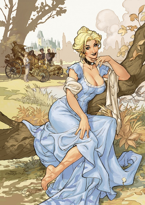 Works by TerryDodson (part 2) (35 работ)