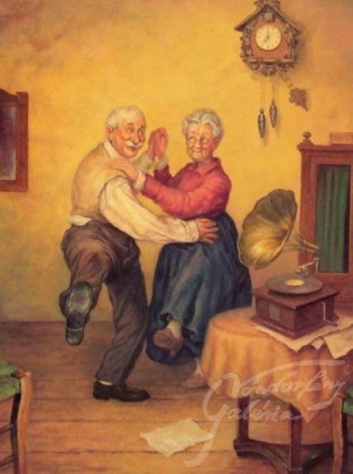 Шоу фантазии Szasz Endre Laszlo (45 работ)