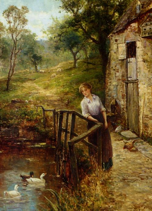 Художник Ernest Charles Walbourn (1872-1927) (23 работ)