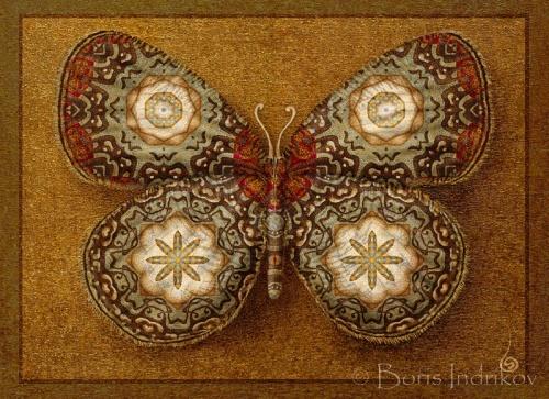Борис Индриков - причудливая фантазийность (63 работ)