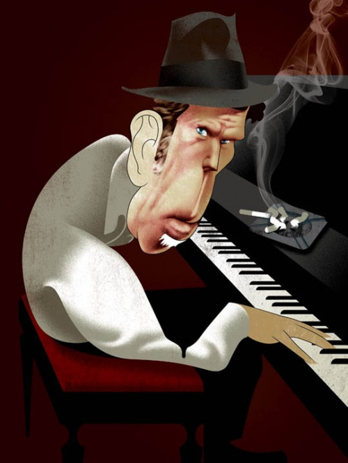 Иллюстратор Andre Carrilho (77 работ)