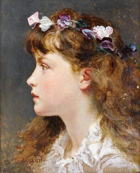 Художник Sophie Gengembre Anderson (1823-1903) (76 работ)