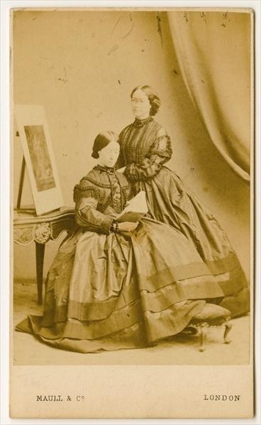 Художницы Annie Feray Mutrie и Martha Darley Mutrie (24 работ)