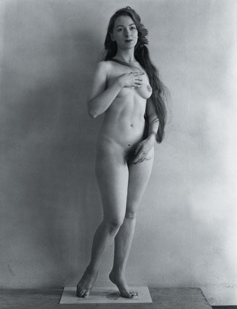 Классики фотографии Erwin Blumenfeld (104 фото)