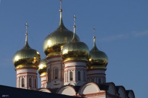 Фото экскурсия - ВАЛДАЙ (Иверский монастырь) (42 фото)