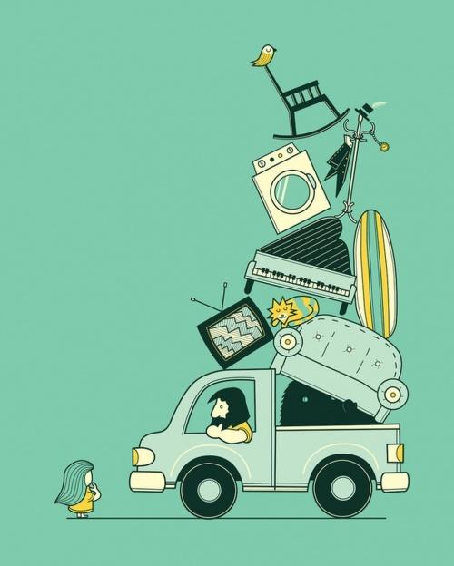 Иллюстратор Aaron Thong (24 работ)