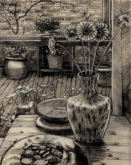 Художник из Австралии Vian (103 работ)