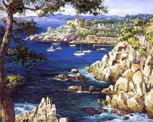 Sung Sam Park. Fine Art (47 работ)