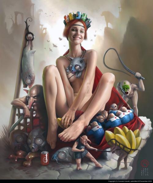 Art-Corrado Vanelli (20 работ)