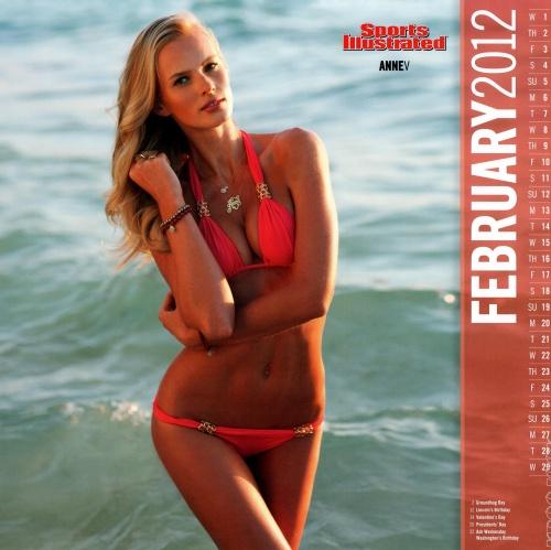 Календарь | Sports Illustrated. Swimsuit Calendar 2012 [JPG] (16 фото)