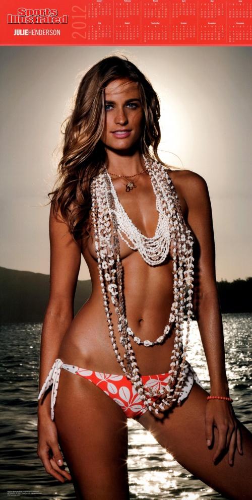 Календарь   Sports Illustrated. Swimsuit Calendar 2012 [JPG] (16 фото)