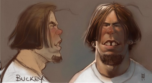 Иллюстратор Ryan Wood (78 работ)
