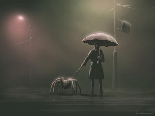 Реальное в нереальном (Alex Andreyev) (16 работ)