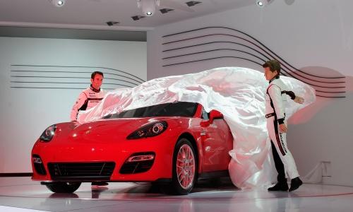 Los Angeles Auto Show Previews Latest Car Models (15 фото)