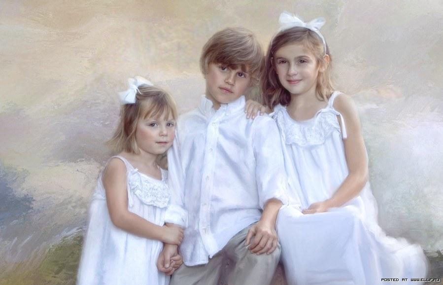 Родные брат и сестра живут 8 фотография