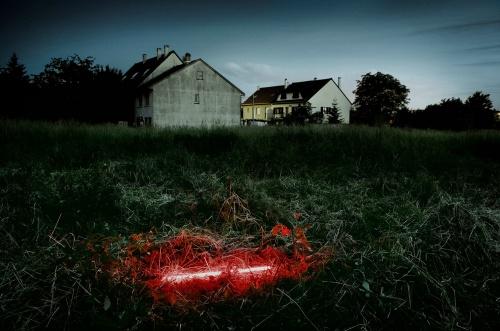 Фотограф Cedric Delsaux - The Dark Lens (49 фото)