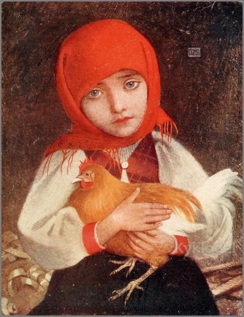 Marianne (Preindlsberger) Stokes (1855 - 1927) (62 работ)