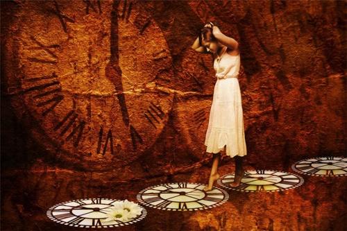 Лукачева Мария. Сквозь время (16 работ)