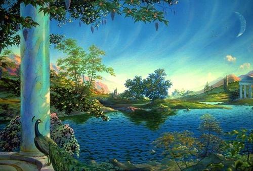Andrew Hibner Art (31 работ)