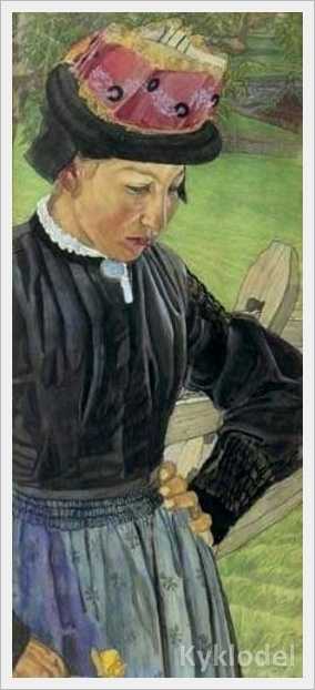 Raphy Dalleves (Swiss, 1878 - 1940) (22 работ)