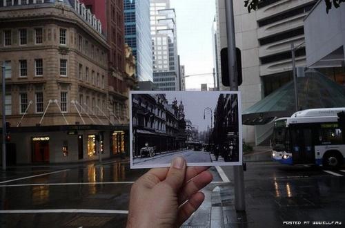Назад в прошлое (75 фото)