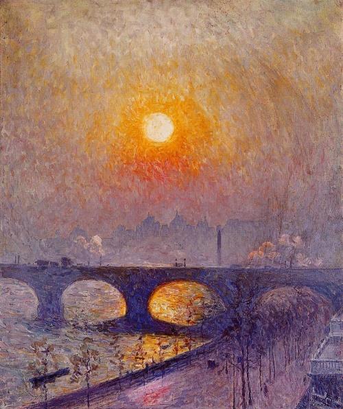 Artworks by Emile Claus (68 работ)