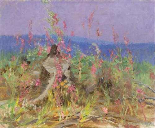 Venny Soldan-Brofeldt (1863-1945) art picture (15 работ)