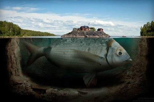 146 Excellent Examples of Photo Manipulation Art (147 фото)