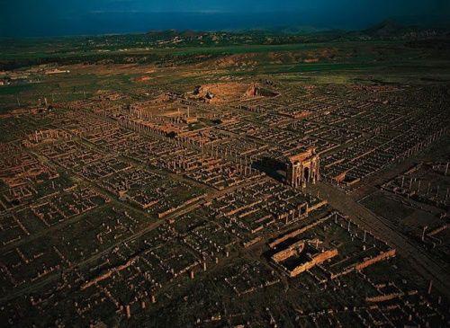 Timgad (45 фото)