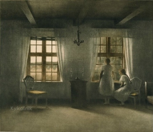 Peter Vilhelm Ilsted (Danish, 1861-1933) (40 работ)