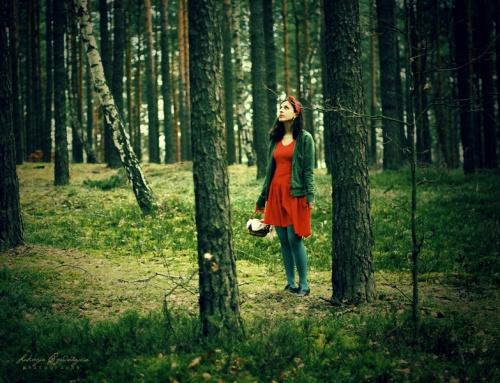 Lukreszja - Photographer & Model (150 фото)