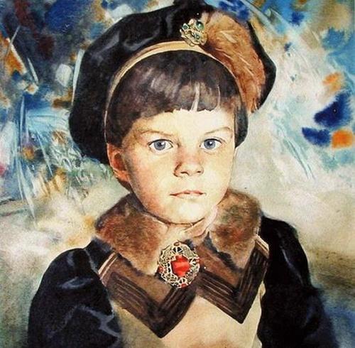 Художник Василий Ходаковский (74 работ)