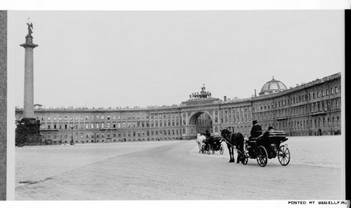 Ретро фотографии Санкт-Петербурга (34 фото)