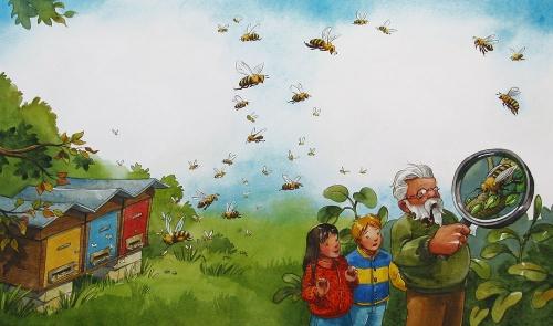 Художник - иллюстратор Ute Simon (71 работ)